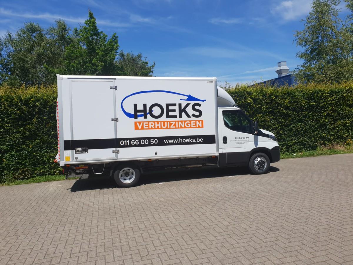 verhuiswagen hoeks