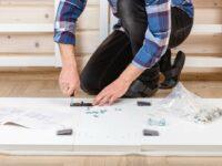 monteren en demonteren van meubilair tips
